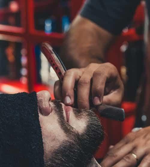 אחיזה נכונה בתער גילוח
