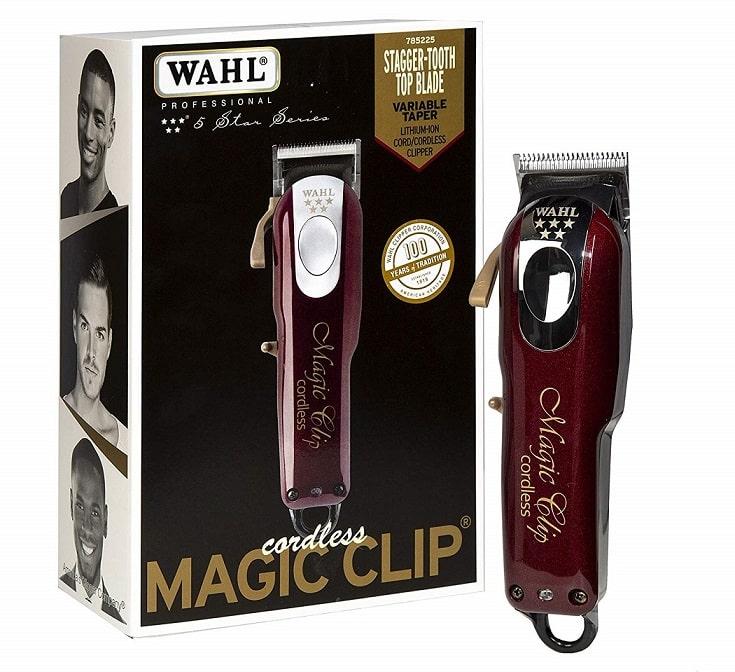 מכונת תספורת Wahl Magic Clip 5