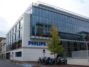 מפעל של חברת פיליפס