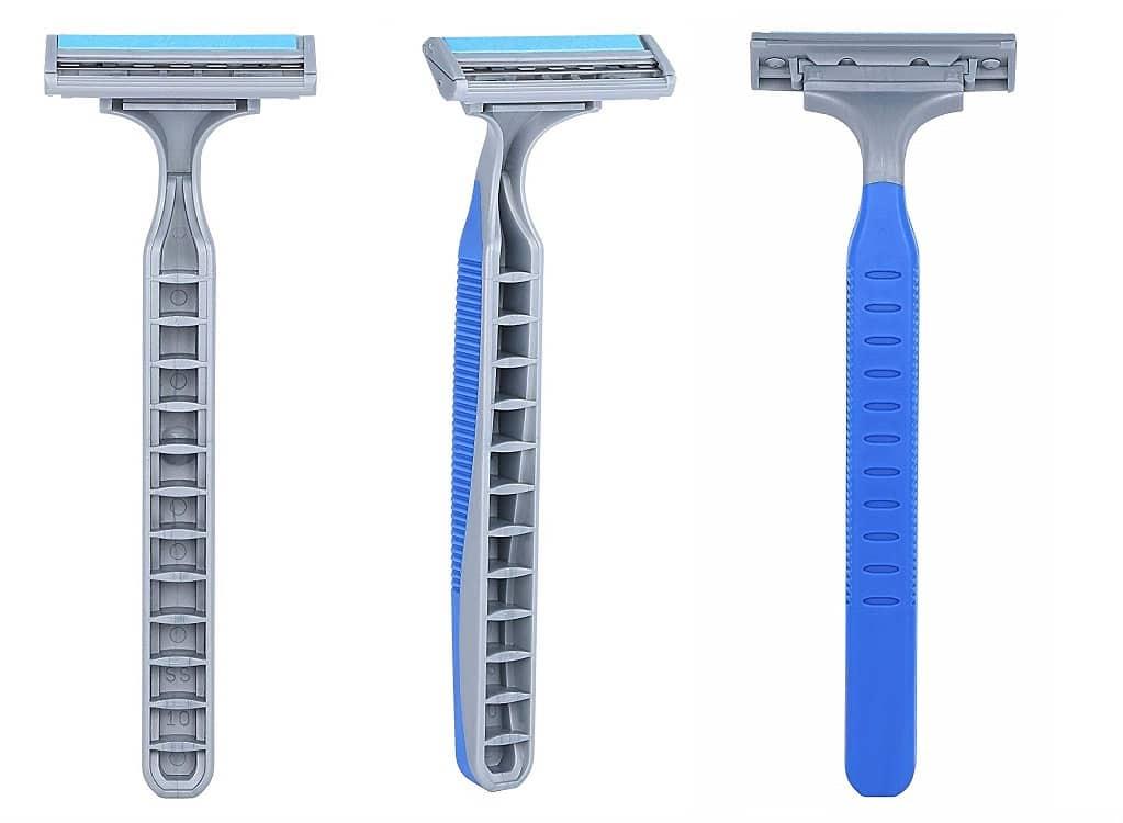סכין גילוח חד פעמי