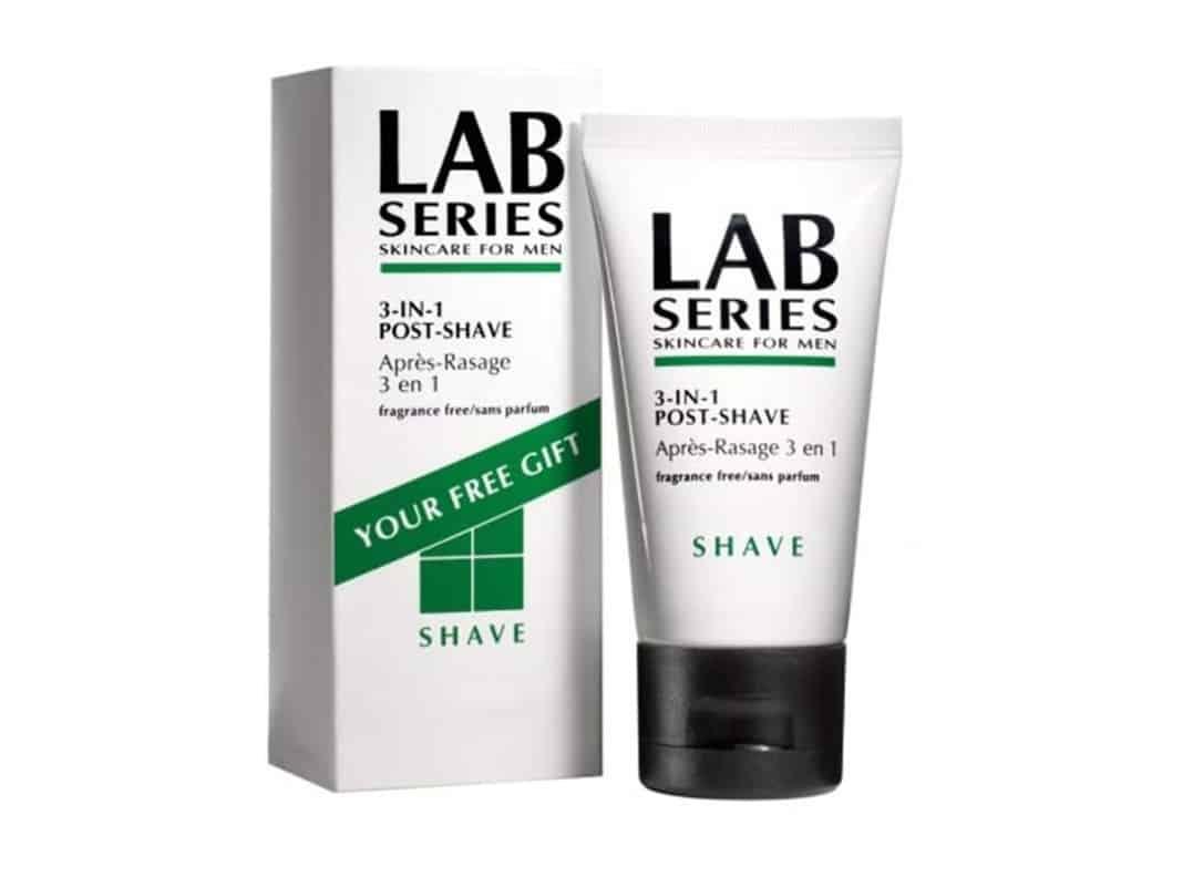 תכשיר גילוח של Lab Series