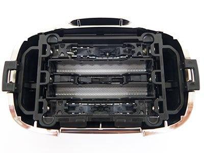 פנסוניק ES-LV95 בלי ראש גילוח זווית אחרת